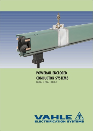 Powerail Enclosed Conductor Bar Systems   Vahle